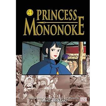 PRINCESS MONONOKE FILM COMIC GN VOL 04