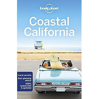 Lonely Planet kust Californië (Reisgids)