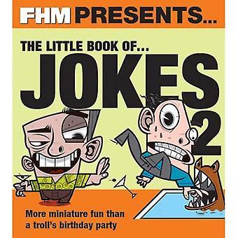 FHM presenterar lilla boken skämt 2 (Fhm presenter)