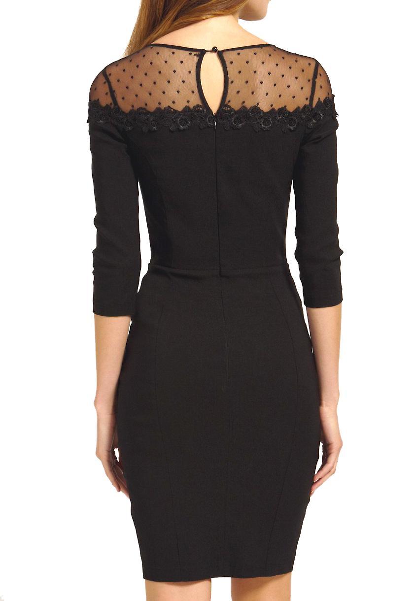 Waooh - Short Dress Split Uriah