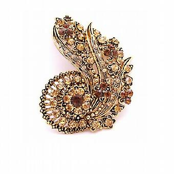 Hollywood Glamour Just For You Celebrity Inspired Vintage Brooch
