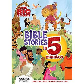 One Big Story Bible Stories in 5 Minutes (Padded): Connecting Christ Throughout God's Story (One� Big Story)