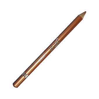 Saffron Metallic Eyeliner Pencil - Waterproof - Metallic Gold