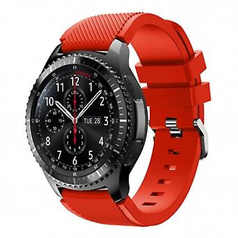 Sports armband Samsung Gear S3 Frontier-Classic (red)