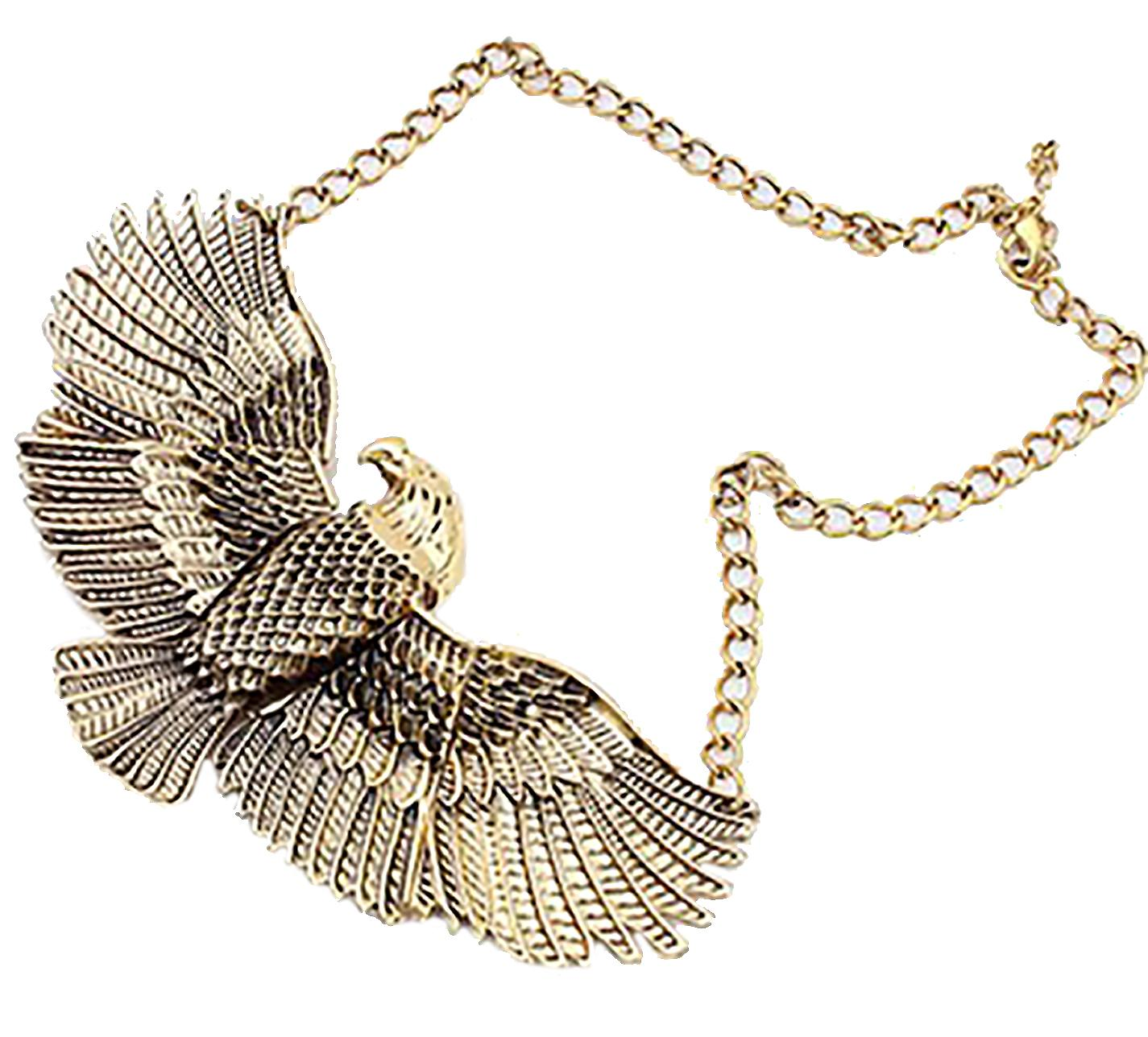 Waooh - Collier shaped Aket eagle