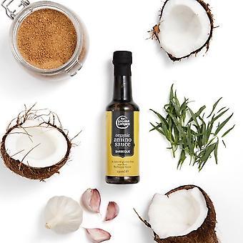 Organico amminico salsa - salsa BARBEQUE - 150ml - l'azienda di cocco