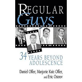 Regular Guys 34 Years Beyond Adolescence by Offer & Daniel