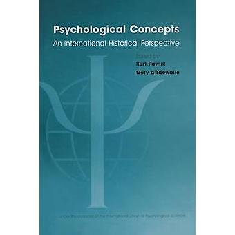 Psychological Concepts  An International Historical Perspective by Pawlik & Kurt