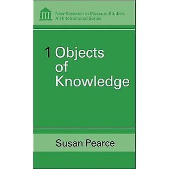 Objects of Knowledge by Pearce & Susan
