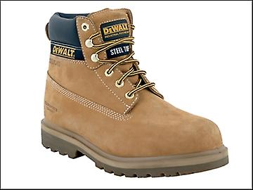 DEWALT Explorer Safety Boots Honey Nubuck UK 7 Euro 41