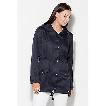 Katrus ladies jacket Navy