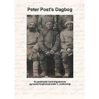 Peter Posts Dagbog by Post & Else Marie