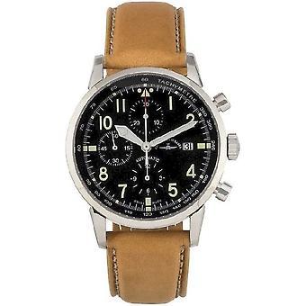 Zeno-watch mens watch Magellano pilot Naivigator Chrono 6069TVDN-a1
