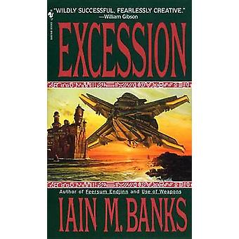 Excession by Iain M. Banks - 9780553575378 Book