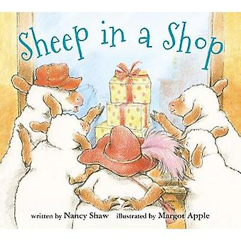 Moutons dans une boutique par Nancy E. Shaw-9781328702869 livre