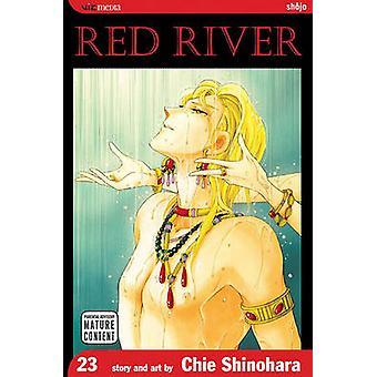 Red River - Volume 23 by Chie Shinohara - Chie Shinohara - 9781421517