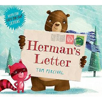 Herman's Letter by Tom Percival - 9781619634237 Book