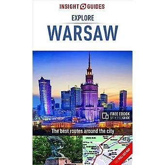 Insight Guides Explore Warsaw by Insight Guides - 9781786716545 Book