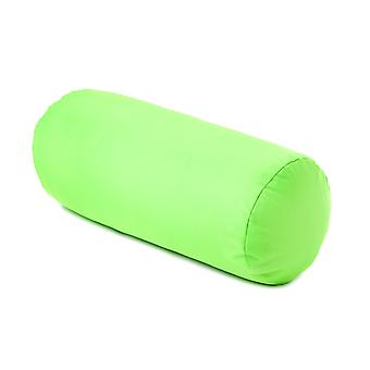 Lime Water Resistant Bolster Pillow