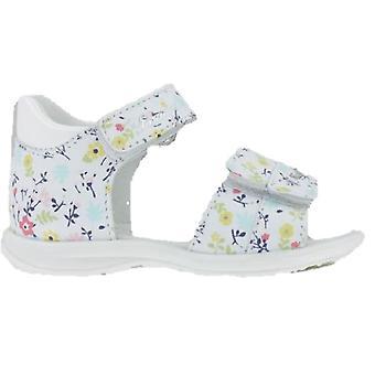 Primigi Girls 3407033 PBT 34070 Sandals White Print