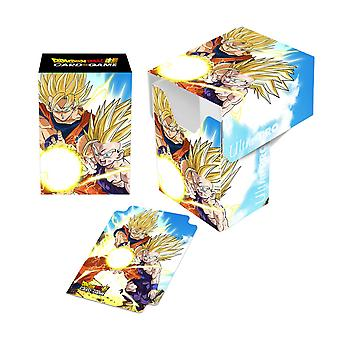 Dragon Ball Super Full-View Deck Box-padre-hijo Kamehameha