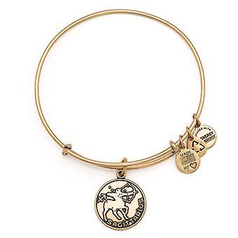 Alex et Ani Sagittaire or bracelet A13EB01SARG