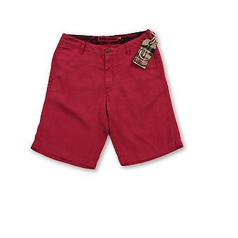 Tailor Vintage shorts in pink linen
