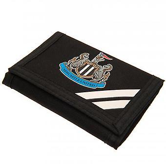 Newcastle United Nylon Wallet ST