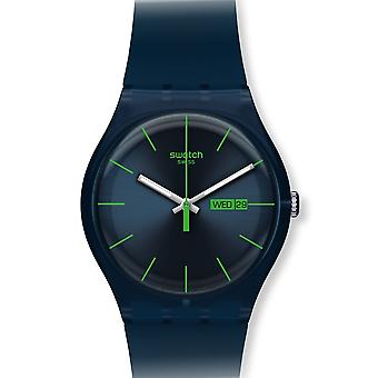 Swatch Blue Rebel Herrenuhr (SUON700)
