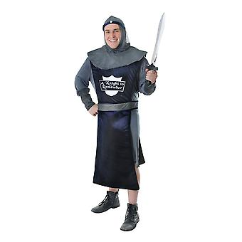 Bristol Novelty Mens A Knight To Remember Costume