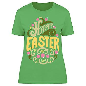 Happy Easter Holiday Tee Women's -Image by Shutterstock