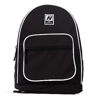 New Balance Classic School College Sports Backpack Rucksack - Black