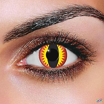 Dragon Eye Contact Lenses