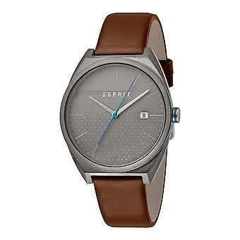 Esprit ES1G056L0035 Slice Gents Anthracite Brown Men's Watch