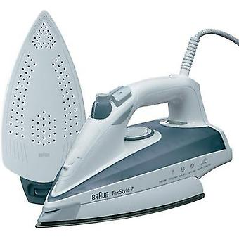 Steam iron Braun TS735TP - TexStyle 7 Grey 2400 W