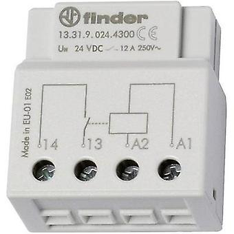 Finder 13.31 DC monostabil bryteren for elektronisk trinn Relay Finder