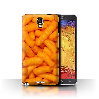 STUFF4 Case/Cover for Samsung Galaxy Note 3 Neo/Wotsits/Snacks