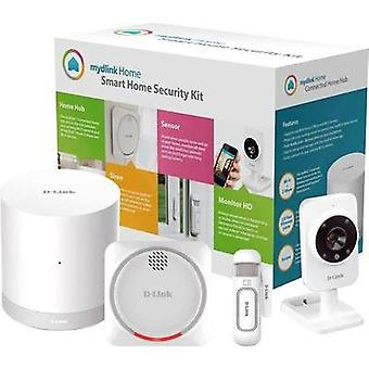 DCH-107KT de D-Link Wireless Starter Set seguridad