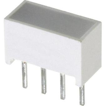 LED array Yellow (L x W x H) 10.28 x 10.16 x 4.95 mm Broadcom