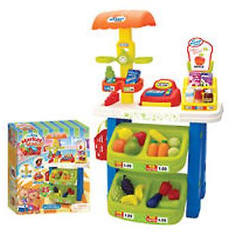 SFL Supermarket With 25 Accessory (Toys , Home And Professions , Professions)
