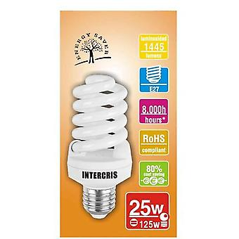 Intercris Saving bulb 25w 8000h039 (Home , Lighting , Light bulbs and pipes)