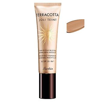 Guerlain Terracotta Joli Teint Beautifying Foundation SPF20 lys 1oz / 30ml