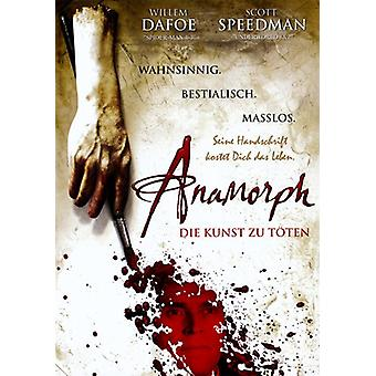 Anamorph Movie Poster (11 x 17)