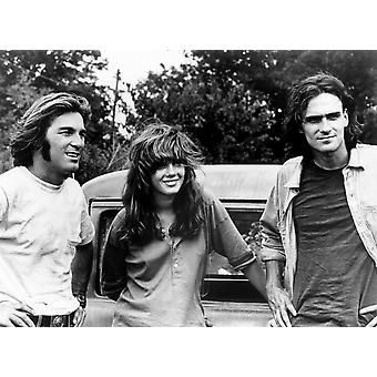 Two-Lane Blacktop Photo Print