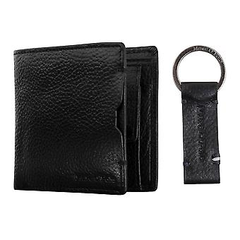 Marc O ´ Polo mens wallet purse coin purse with Keychain 5099