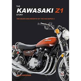 The Kawasaki Z1 Story by David Sheehan & Cook Neilson