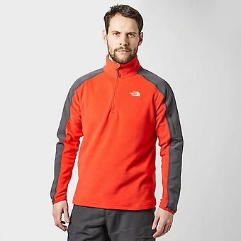 The North Face Gletscher Delta 1/4 Zip Men es Fleece