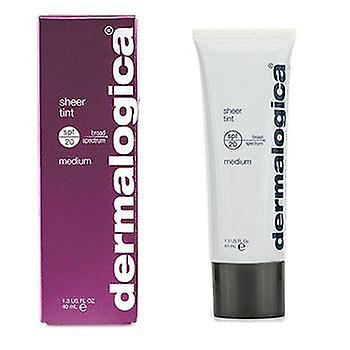 Dermalogica Sheer Tint fukt SPF20 (Medium) - 40ml / 1.3 oz