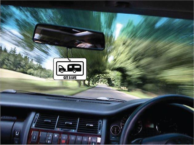 Erhalten Sie eine Life-Auto-Lufterfrischer
