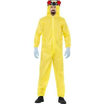 Smiffys Breaking Bad Costume Yellow (Kostüme)